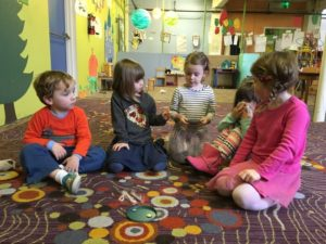 December 2016 Circle Time Preschool Portland Oregon