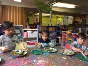 Summer 2017 newsletter for Hands On Art and Play Preschool