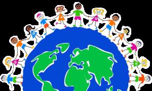 February - Preschool Kids around the world